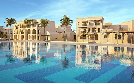 Omán, Salalah, letecky na 8 dní all inclusive