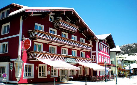 Rakousko - Dachstein West na 4 dny, plná penze