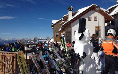 Itálie - Friuli Skiregion na 4-5 dnů, polopenze