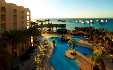 Egypt, Hurghada, letecky na 9 dní all inclusive