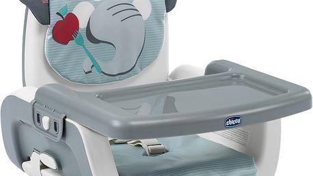 CHICCO Podsedák na jídelní židli Chicco Mode přenosný - Baby Elephant