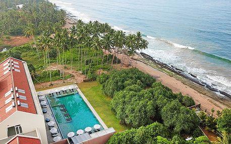 Srí Lanka, Bentota, letecky na 9 dní polopenze