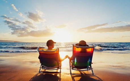 Itálie u pláže pro rodiny na 6 či 8 dní