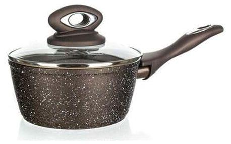 Banquet Rendlík s nepřilnavým povrchem PREMIUM Dark Brown 16 x 7,5 cm