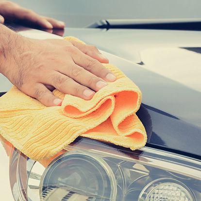 Ošetření laku automobilu špičkovým nanovoskem