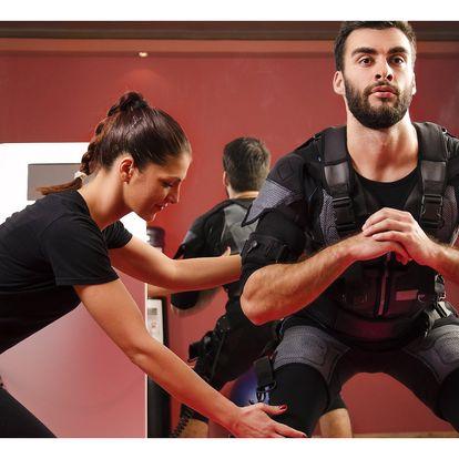 Elektrostimulační fitness trénink: 4 i 8 vstupů