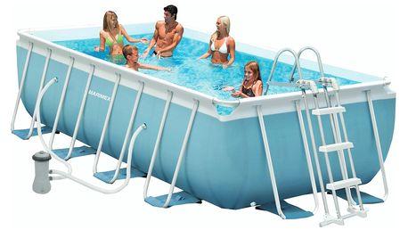 Marimex | Bazén Florida Premium 2,00x4,00x1,00 m s kartušovou filtrací | 10340179