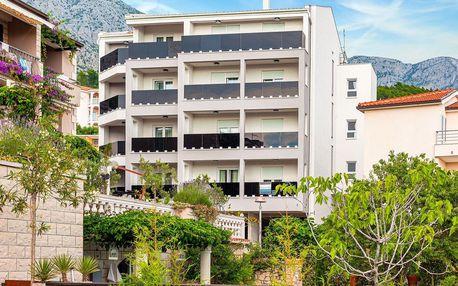 8–10denní Chorvatsko, Tučepi | Residence Aqua**** | Dítě zdarma | Parkoviště | Polopenze | Autobusem nebo vlastní doprava