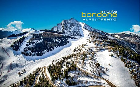Itálie - Monte Bondone autobusem na 5 dnů, polopenze