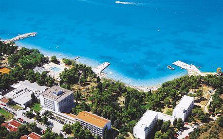 Chorvatsko - Severní Dalmácie na 8 dnů, all inclusive