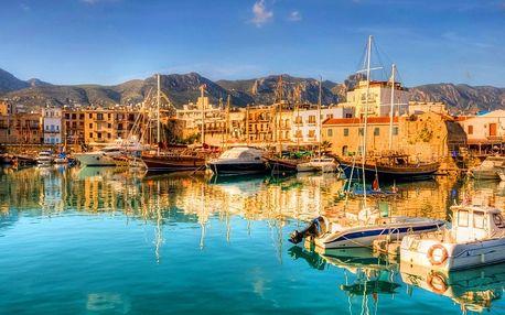 Kypr, letecky na 8 dní polopenze