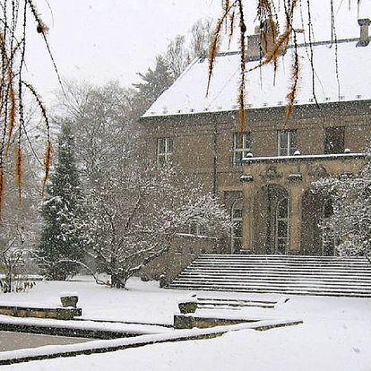 Pobyt v historické Vile Čerych u Babiččina údolí