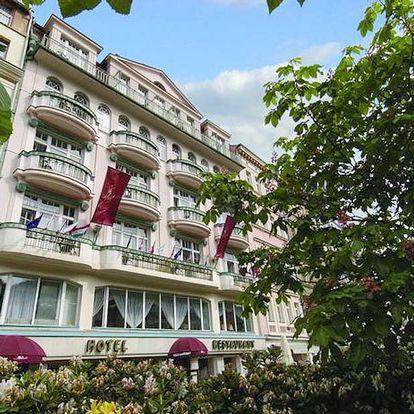 Velikonoční pobyt v Karlových Varech v hotelu Jessenius