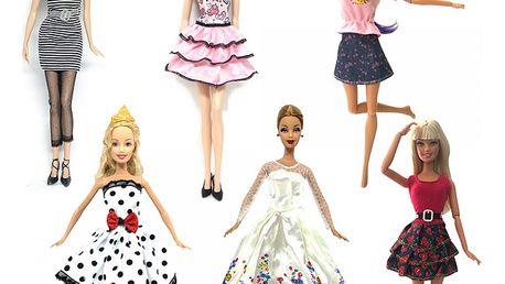 Sada šatů pro panenku W31