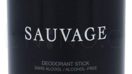 Christian Dior Sauvage 75 ml deodorant deostick pro muže