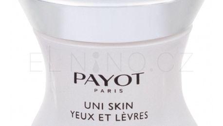 PAYOT Uni Skin Yeux Et Levres 15 ml sjednocující balzám na oči a rty pro ženy