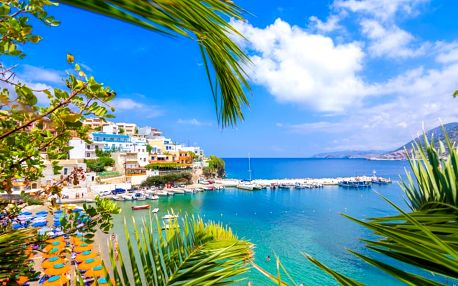 Řecko - Kréta letecky na 5-8 dnů, all inclusive