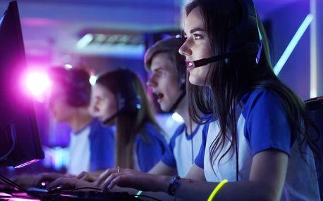 LAN Party hotel: 3 dny on-line her až pro 5 osob