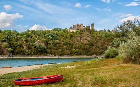 Penzion u Vranovské přehrady pro partu i rodinu