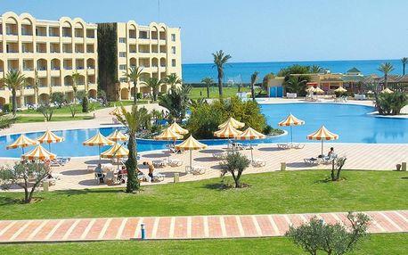 Tunisko, Mahdia, letecky na 8 dní all inclusive