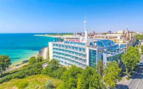 Bulharsko, Nesebar, letecky na 8 dní all inclusive