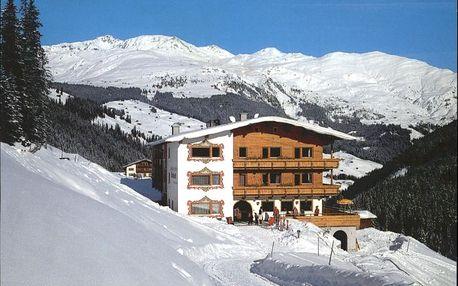 Rakousko - Hintertux na 5-8 dnů, polopenze