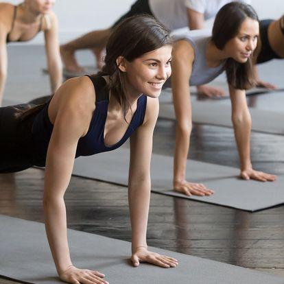 Základní principy jógy: 8 lekcí pro domácí praxi