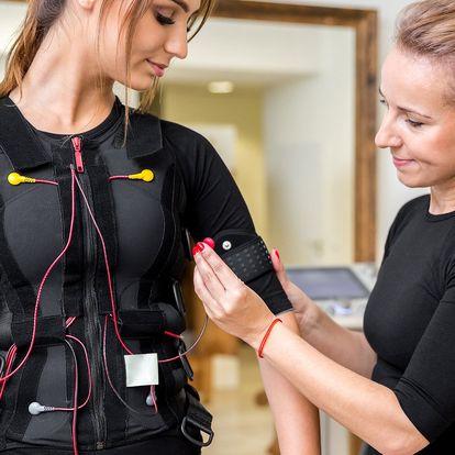 Regenerace svalů i mysli pomocí EMS