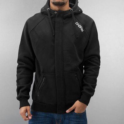 Dangerous DNGRS / Zip Hoodie Halil in black 4XL