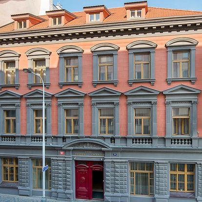 Valentýnský pobyt s privátním wellness v Praze