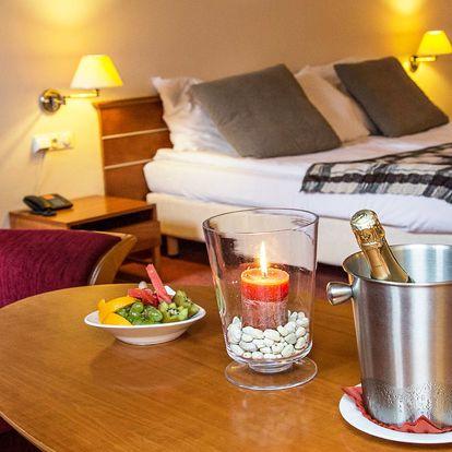 Valentýn na jihu Čech: romantická večeře i masáž
