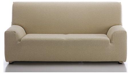 Forbyt Multielastický potah na sedací soupravu Petra béžová, 180 - 240 cm