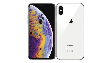 Apple iPhone Xs 64 GB - silver (MT9F2CN/A)