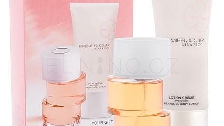 Nina Ricci Premier Jour dárková kazeta pro ženy parfémovaná voda 60 ml + tělové mléko 50 ml