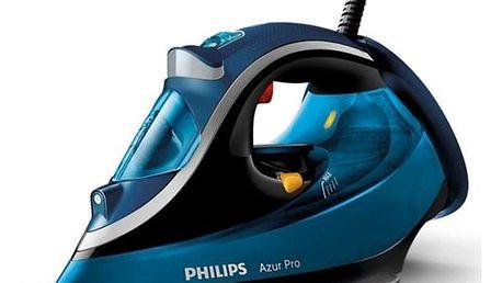 Philips Azur Pro GC4881/20 modrá