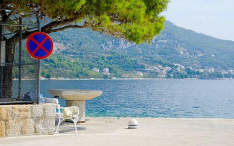 Chorvatsko - Makarská riviéra autobusem na 6 dnů