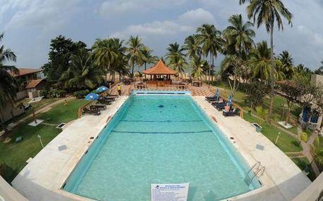 Srí Lanka, Negombo, letecky na 9 dní snídaně