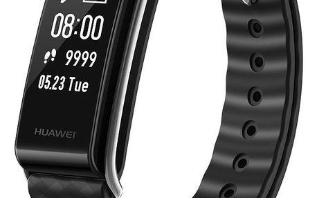 Huawei Color Band A2 černé (02452556)