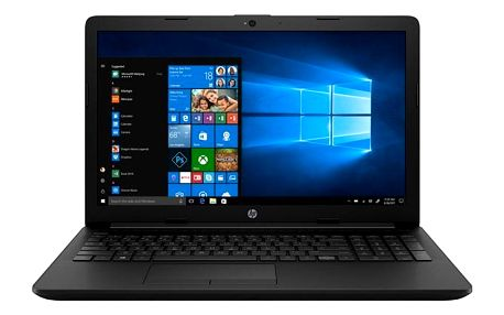 HP 15-da0039nc černý (4TZ54EA#BCM)