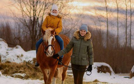 Jarní prázdniny u koní: příměstský tábor pro děti