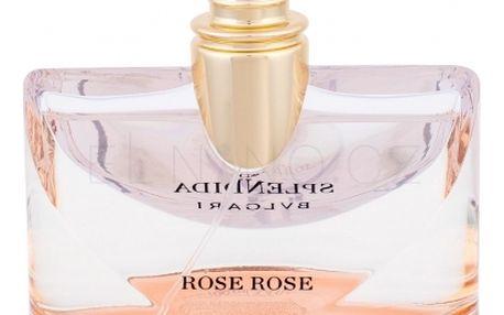 Bvlgari Splendida Rose Rose 100 ml parfémovaná voda tester pro ženy