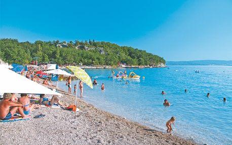 Chorvatsko, Kvarner, vlastní dopravou na 8 dní polopenze