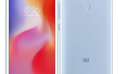 Xiaomi Redmi 6 Dual SIM 3GB/32GB modrý (18985)