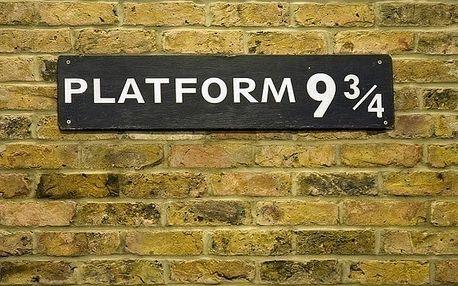 3denní zájezd pro 1 do Londýna s návštěvou studií Harryho Pottera