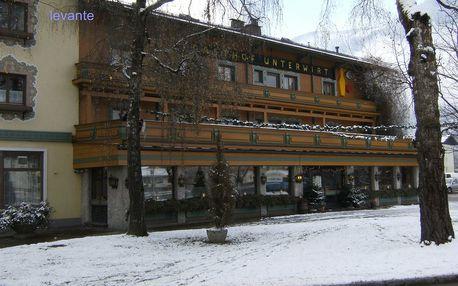Rakousko - Rakouská jezera autobusem na 5 dnů, snídaně v ceně