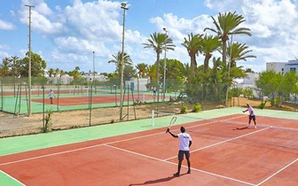 Hotel Cooee Hari Club Beach Resort, Djerba, letecky, strava dle programu4