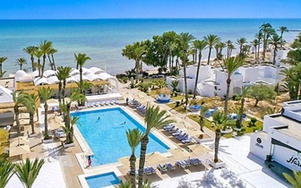 Hotel Cooee Hari Club Beach Resort, Djerba, letecky, strava dle programu5