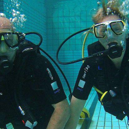 Zkušební ponor s přístrojem pro dvě osoby