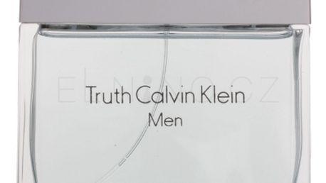 Calvin Klein Truth Men 100 ml toaletní voda pro muže