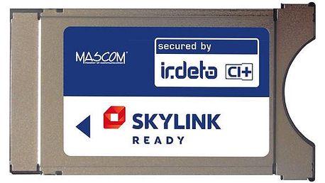 Mascom Irdeto Skylink Ready CI+1.3 stříbrné (CIM-SKY-IR CI+ MSC)